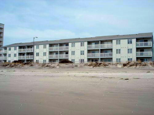 3400 Boardwalk, 2G , BEACH FRONT, Sea Isle City NJ