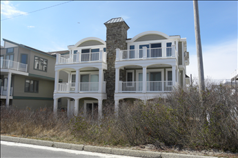 13 57th Street North , BEACH FRONT, Sea Isle City NJ