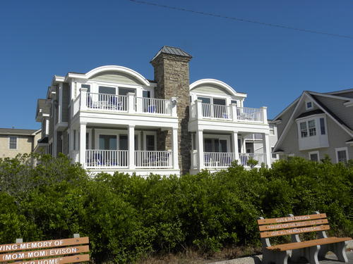 13 57th Street South , SOUTH BEACH FRONT, Sea Isle City NJ