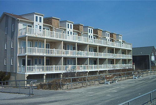 4400 Beach #305 , BEACHFRONT, Sea Isle City NJ