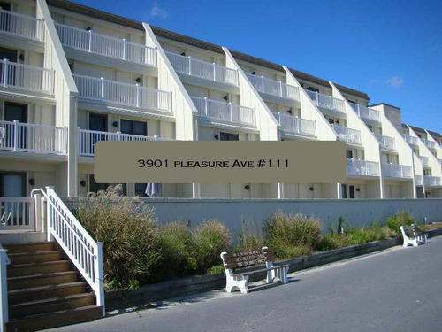 3901 Pleasure Ave #111 , BEACH FRONT, Sea Isle City NJ