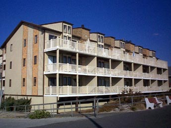 4400 Beach Unit 102 , BEACH FRONT, Sea Isle City NJ