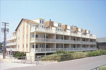 4400 Beach #105 , BEACH FRONT, Sea Isle City NJ