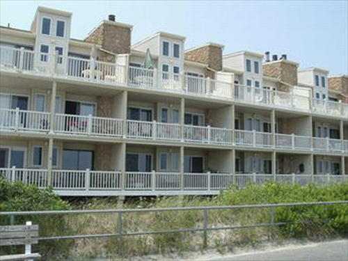 4400 Beach #104 , BEACH FRONT, Sea Isle City NJ