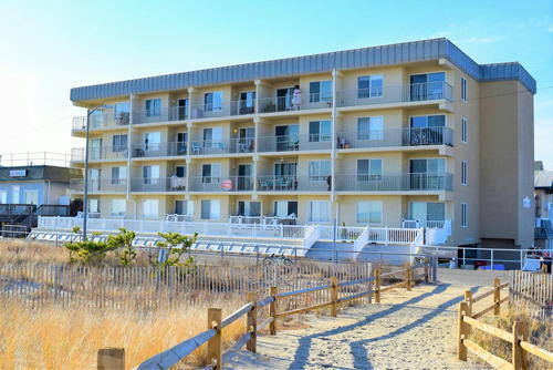 4100 Boardwalk 4D , BEACH FRONT, Sea Isle City NJ