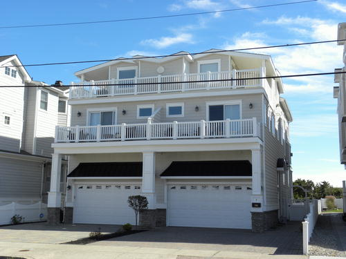 7109 Pleasure Ave South , SOUTH BEACH FRONT, Sea Isle City NJ