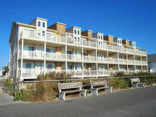 4400 Beach Unit# 208 , #208 BEACH FRONT, Sea Isle City NJ