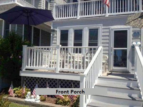 25 52nd Street 1st Floor Beach Block Sea Isle City