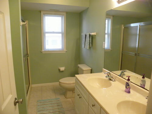 And Second Bedroom Is A Another Master Witha Jack Jill Bathroom The Third Floor Also Opensto Rear Deck